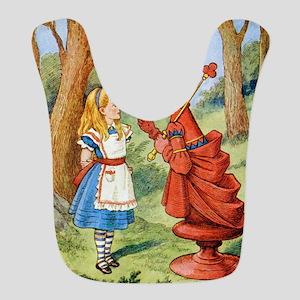 Alice The Red Queen_10x14 Bib