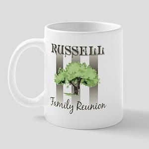 RUSSELL family reunion (tree) Mug