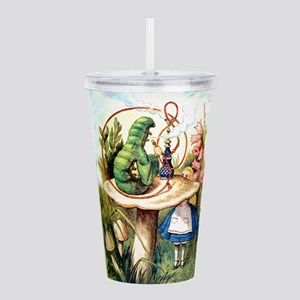 ALICE_8_10x14 Acrylic Double-wall Tumbler