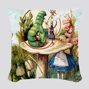 ALICE_8_10x14 Woven Throw Pillow