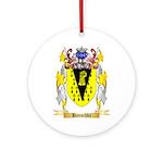 Hanschke Ornament (Round)