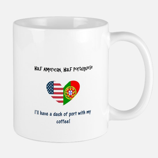 Unique Portugal girl Mug