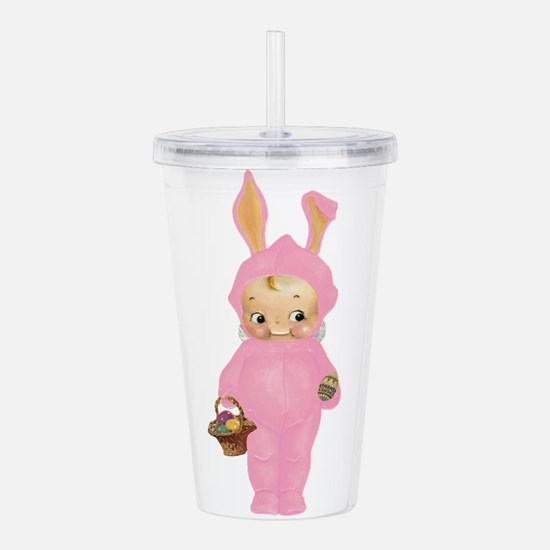 2-KEWPIE_rabbit_Suitx PINK copy.png Acrylic Double