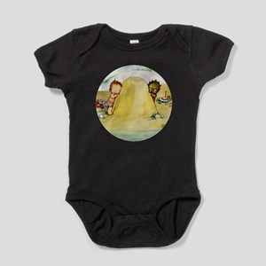 WHY CAN'T WE BE FRIENDS Baby Bodysuit