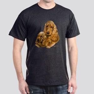 Cocker Spaniel (english) Dark T-Shirt