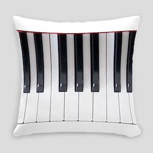 Keyboard 7 Everyday Pillow