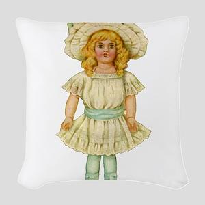 Lettie_Lane104x_Dolly copyx Woven Throw Pillow