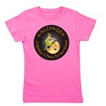 modern witch clock copy.png Girl's Tee
