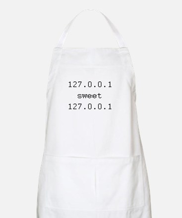 Home sweet home BBQ Apron