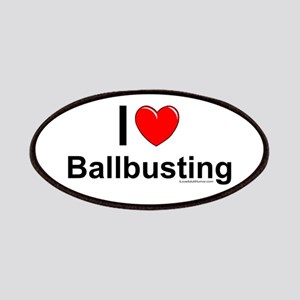 Ballbusting Patches