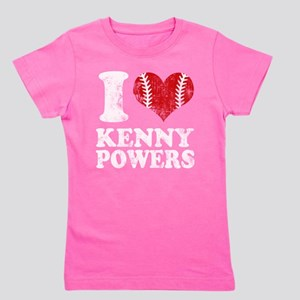 I Love Kenny Powers Eastbound and Down Girl's Tee