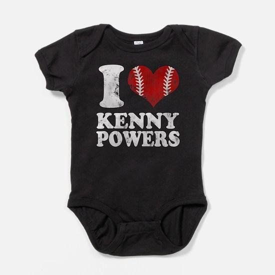 I Love Kenny Powers Eastbound and Down Baby Bodysu