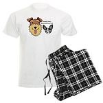 DGMDP Logo Men's Light Pajamas