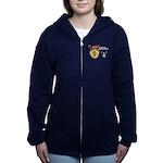 DGMDP Logo Women's Zip Hoodie