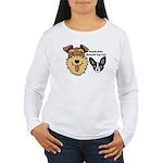 DGMDP Logo Women's Long Sleeve T-Shirt
