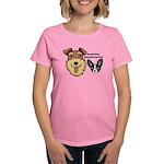 DGMDP Logo Women's Dark T-Shirt