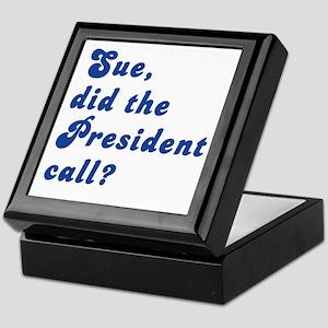 VEEP Did the President Call? Keepsake Box