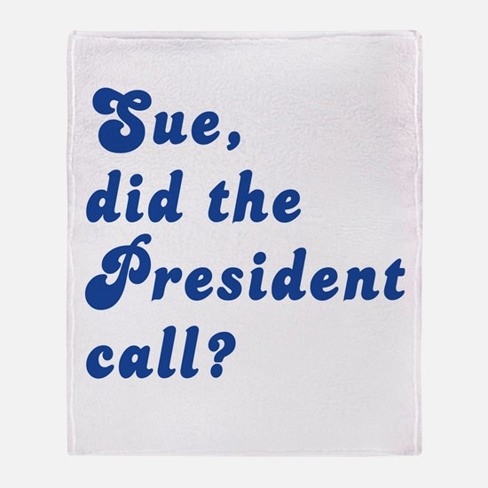 VEEP Did the President Call? Throw Blanket