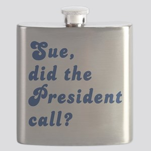 VEEP Did the President Call? Flask