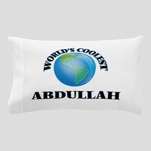 World's Coolest Abdullah Pillow Case