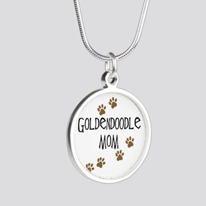Goldendoodle Mom Necklaces