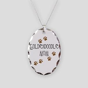 Goldendoodle Mom Necklace