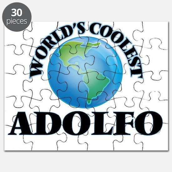 World's Coolest Adolfo Puzzle