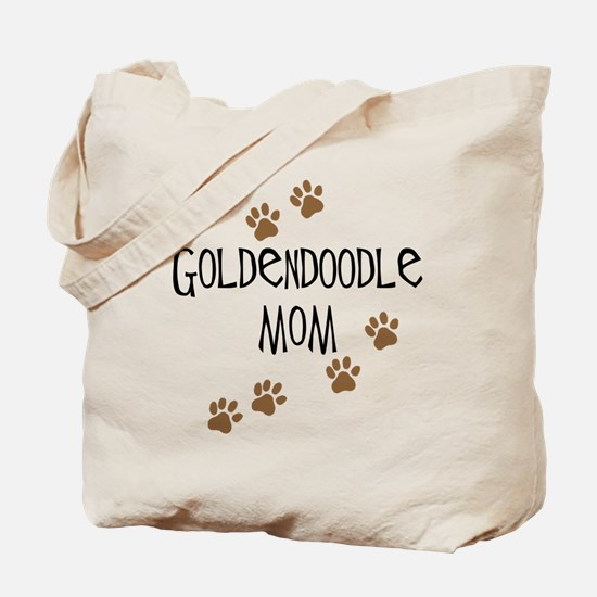 Goldendoodle Mom Tote Bag