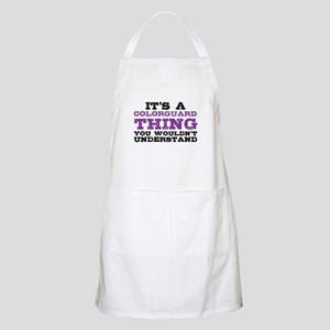 Colorguard Thing Apron