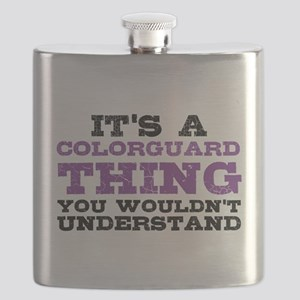 Colorguard Thing Flask