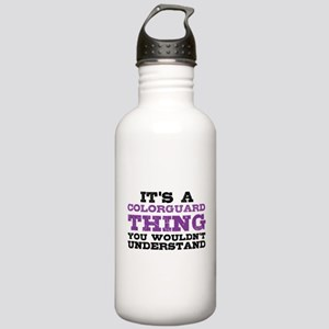 Colorguard Thing Stainless Water Bottle 1.0L