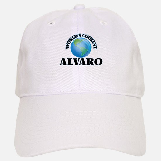 World's Coolest Alvaro Baseball Baseball Cap
