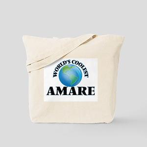 World's Coolest Amare Tote Bag