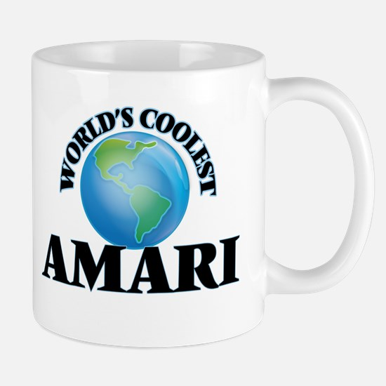 World's Coolest Amari Mugs