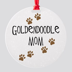 Goldendoodle Mom Ornament