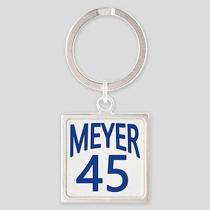VEEP Meyer 45 Square Keychain