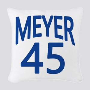 VEEP Meyer 45 Woven Throw Pillow