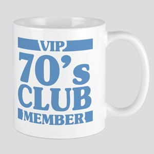 VIP Member 70th Birthday Mug