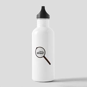 Get A Clue Water Bottle