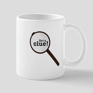 Get A Clue Mugs