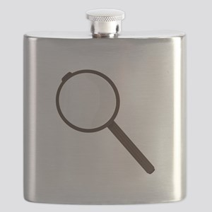 Magnifying Glass Flask
