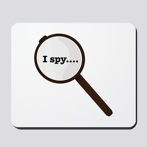 I Spy Mousepad