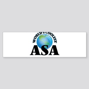 World's Coolest Asa Bumper Sticker