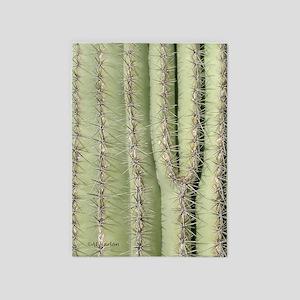 Saguaro Detail 5'x7'Area Rug