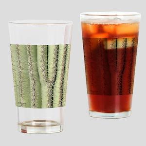 Saguaro Detail Drinking Glass