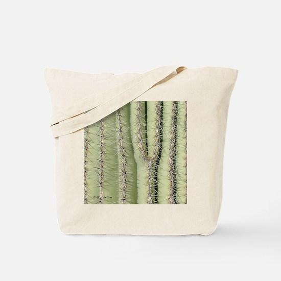 Saguaro Detail Tote Bag