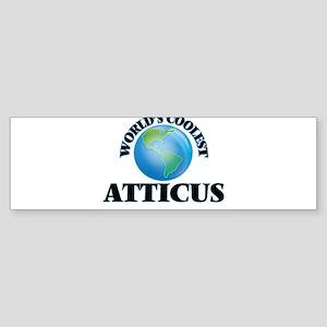 World's Coolest Atticus Bumper Sticker