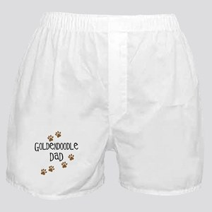 Goldendoodle Dad Boxer Shorts