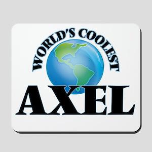 World's Coolest Axel Mousepad