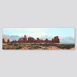 Arches National Park, Utah, USA 13 Bumper Sticker